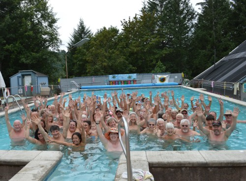 Mountaindale Sun Resort Skinny Dip 2015