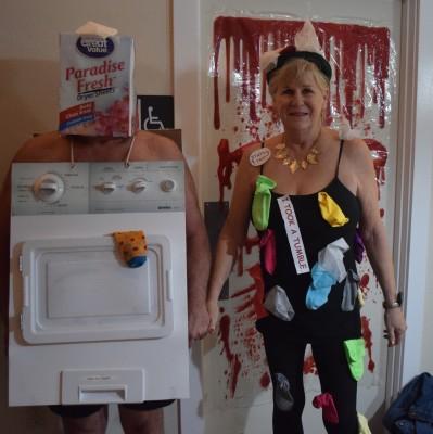 "The ""Tumbling"" Dryer"