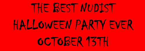 Halloween Party Header